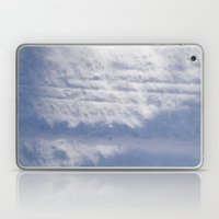 Snowy Treads Laptop & iPad Skin