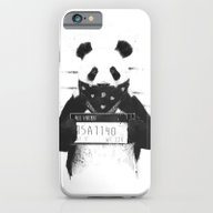 Bad Panda iPhone 6 Slim Case