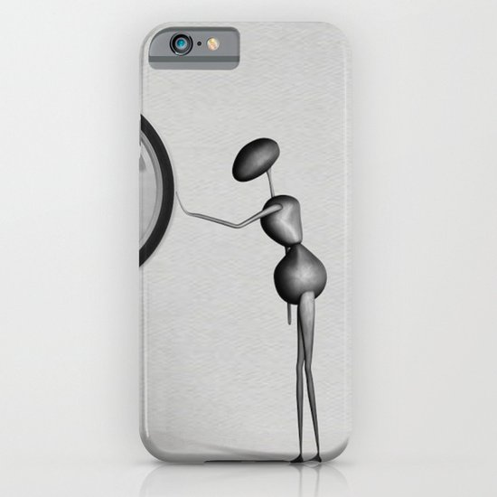 AntWoman & Duchamp's wheal iPhone & iPod Case