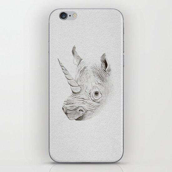 Rhinoplasty iPhone & iPod Skin