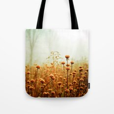 Daybreak in the Meadow Tote Bag