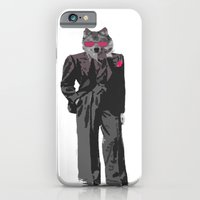 iPhone & iPod Case featuring Mr Big Bad by Terbo