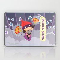 Pizzagirl Laptop & iPad Skin