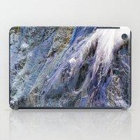 rock wall iPad Case