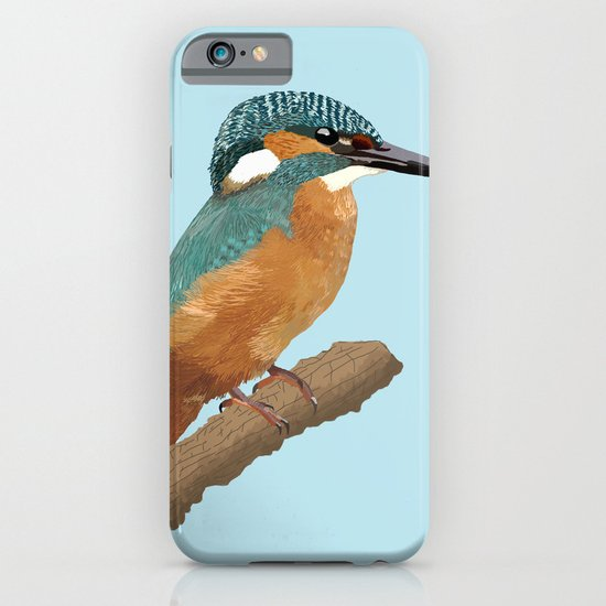 Kingfisher iPhone & iPod Case