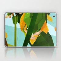 Like A Leaf On The Wind Laptop & iPad Skin