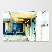Rustic Canvas Print