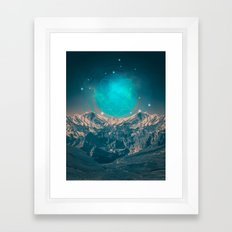 Made For Another World Framed Art Print