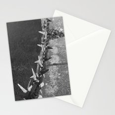 Medieval Portcullis Chain. Stationery Cards