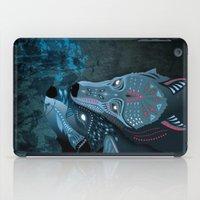 I Am Neither Walker Nor … iPad Case
