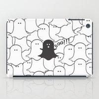 Little Ghost iPad Case