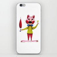 Let's Party - Jackie iPhone & iPod Skin