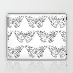 Butterfly dots Laptop & iPad Skin