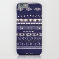Native Groovy iPhone 6 Slim Case