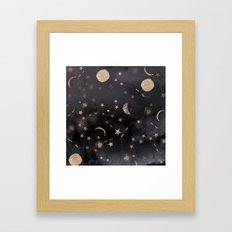 Constellations  Framed Art Print