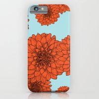 iPhone & iPod Case featuring Flower Two by grant gay