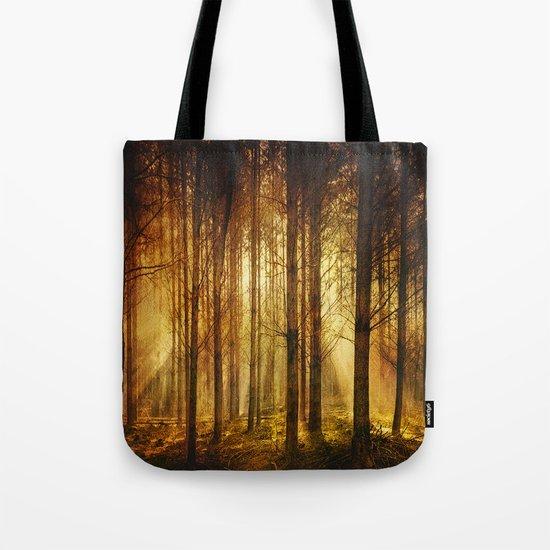 Golden Nature. Tote Bag