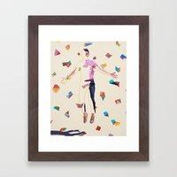 Midsumma Framed Art Print