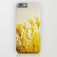 And it Was All Yellow iPhone 6 Slim Case