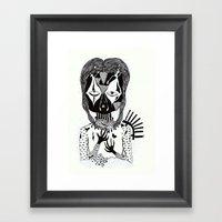 Nt 015 Framed Art Print