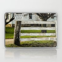 Brown Eggs for Sale Laptop & iPad Skin