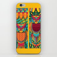 Owl's iPhone & iPod Skin