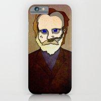 Prophets of Fiction - Frank Herbert /Dune iPhone 6 Slim Case