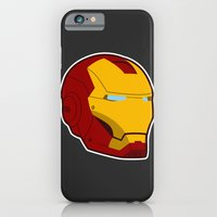 He Doesn't Play Well With Others iPhone 6 Slim Case