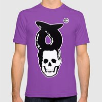 Shithead Mens Fitted Tee Ultraviolet SMALL