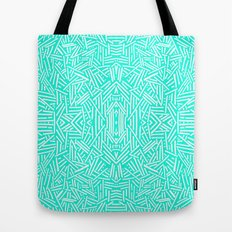 Radiate (Mint) Tote Bag