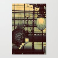D'Orsay Museum, Paris Canvas Print