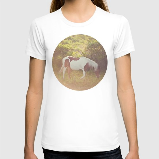 Beauty In The Wild  T-shirt
