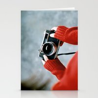 Yashica Electro 35 GSN Stationery Cards