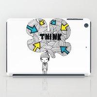 Think, dude. iPad Case