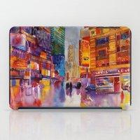 Walk in New York iPad Case