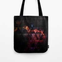 Galactic Cocktail Tote Bag