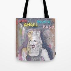 Heroine (Gwen) Tote Bag