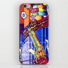 Choclo y Salcedo en el oeste iPhone & iPod Skin