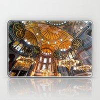 Beautiful Hagia Sophia Laptop & iPad Skin