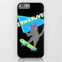 Meowabunga  iPhone 6 Slim Case