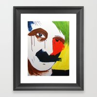 Jamie Framed Art Print