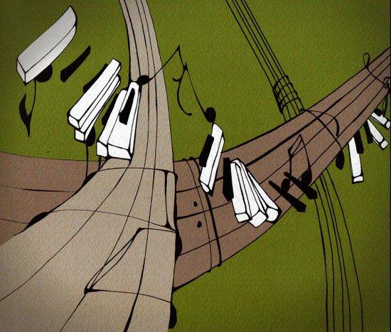 *Symphony* Art Print