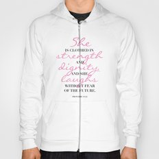 The beauty of a woman Hoody