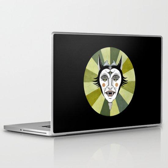 Cat Color Wheel No. 2 Laptop & iPad Skin