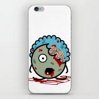 Baby Zombie iPhone & iPod Skin