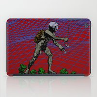 In Martian Fields iPad Case