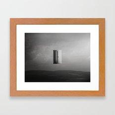 Cabinet Framed Art Print