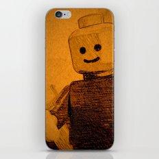 Old Lego iPhone & iPod Skin