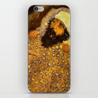 Mr EBENEZER iPhone & iPod Skin