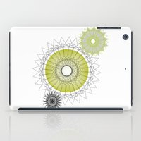 Modern Spiro Art #5 iPad Case
